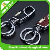 Förderung-kundenspezifisches Firmenzeichen-Metallandenken-Geschenk Keychain (SLF-MK005)