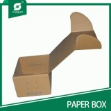 한 조각 겹 골판지 상자