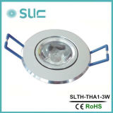 Bello 7W fornitore dell'hotel LED Downlight Cina