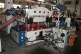 Máquina automática de alta calidad de la tela de estampado en caliente