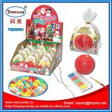 크리스마스 선물 새로운 디자인 DIY 페인트 크리스마스 공 장난감 사탕