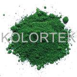 Pigmento cosmético del verde del óxido de cromo del grado
