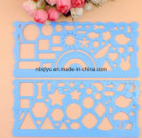 Trafilatura Template Plastic Ruler in Multi-Function