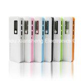 addebito veloce chiaro esterno del pacchetto LED della batteria del caricatore portatile del USB della Banca 3 di potere 12000mAh il telefono mobile universale