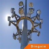 15m 20m 25m 30m 400-1000W 나트륨 램프를 가진 35m 높은 돛대 가로등