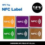 Met een laag bedekt Document I Code Sli ISO 15693 van de Markering HF van Nfc