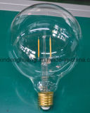 LED Filament Lamp G125 2W E27/B22
