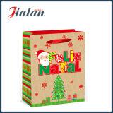 """Personalizar de """"do presente natal da mão do Natal do papel de embalagem Feliz o saco de papel"""""""