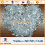Волокно высокого качества Fibrillated полипропиленом