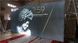 Сбывание выполненное на заказ СИД Глаза-Chatching горячее торговая выставка светлая коробка для торговой выставки