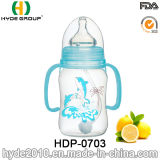 BPA 240ml PP Baby Feeding Bottle (HDP-0703)