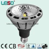 98ra 상업적인 램프 크리 사람 칩 Scob LED PAR38 (LS-P720-BWW)