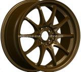 Алюминий колес автомобиля снабжает ободком колеса автомобиля сплава поставщика /Wheel