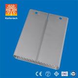 Kühlkörper-Kühlkörper-Kühler der Leistungs-LED heller mit feinem Aluminium