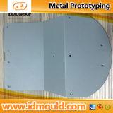 Prototipo rápido de aluminio con la pintura