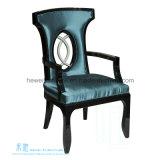 Europäische Art-hölzerner speisender Stuhl für Hotel (DW-2121C)