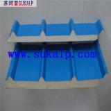 El panel de emparedado de la espuma de poliuretano
