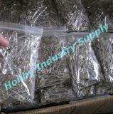 Grande spilla di sicurezza d'argento del metallo di colore di alta qualità 56mm