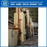 産業低温学の空気分離のプラント