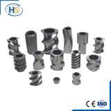 Tornillo y elemento modificados para requisitos particulares del barril para el estirador de tornillo gemelo paralelo