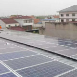 Uso residenziale del modulo solare policristallino di 250W 300W