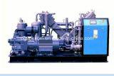 Piston exempt d'huile échangeant le système de compresseur d'air de vis (KSP32/110-40)
