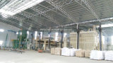 Углекислый кальций заполнителя ранга фабрики высокой очищенности продукции
