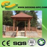中国の屋外の庭WPCのパビリオン