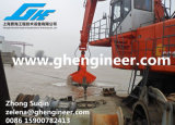 Anhäufung Grab Clean herauf Grab für Bridge Construction Excavator Grab