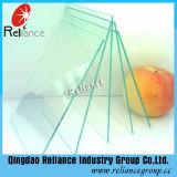 vidrio de hoja claro de 1.5mm/1.8m m con la ISO