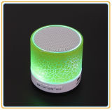 Mini drahtloser beweglicher Bluetooth Lautsprecher mit TF-Karten-buntem Freisprechlicht (ID6005)