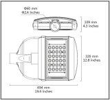 IP65 IP Rating et Street Lights Item Type Outdoor DEL Lamp 30W