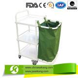 China-Produkt-Krankenhaus-Wäscherei-Karre für Krankenpflege-Gebrauch