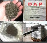 Удобрение DAP & промышленная минута фосфата DAP 98% диаммония ранга