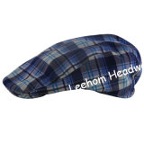 Check Fashion Trilby Golf Beanie IVY Beret