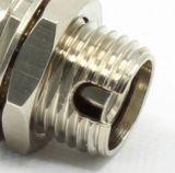 FC 작은 D 유형 단순한 섬유 광학적인 접합기