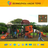 Nuovo Design Forest Theme Outdoor Playground per il parco di divertimenti (A-15050)