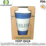 Copo de bambu biodegradável reusável da fibra (HDP-0424)