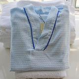 Pelle di bambù comoda di fine di morbidezza dei pigiami della fibra del carbonio delle signore