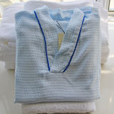 Peau en bambou confortable de fin de doux de pyjamas de fibre de carbone de dames