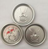 Tapa abierta fácil de tracción de la poder de aluminio del anillo de Guyana 200