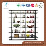 ' Soporte de visualización de madera ancho del almacén de regalo 6 modificados para requisitos particulares
