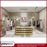 New Arrival Luxury Shopfitting, Custom Store Fixture, Clothes / Hangbag Store Furniture