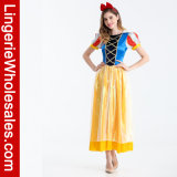 De Kostuums van Cosplay van de Prinses van het Beeldverhaal van volwassen Vrouwen voor de Partij van Halloween