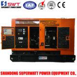 Generazione diesel silenziosa eccellente di Soundprood Genset di potere del generatore 88kVA 50Hz Perkings