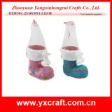 Primeros del árbol de navidad de la decoración de la Navidad (ZY14Y594-1-2)