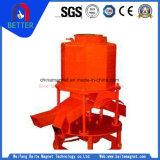Separador de Dcxj Electricomagnetic/removedor do ferro para o pó/pasta secos
