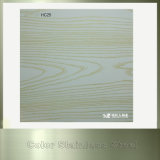 430 304 0.8mm Holz-Muster-Edelstahl-Blatt-Panel