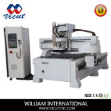 Gravador do ATC do CNC do router do CNC da máquina do CNC do Woodworking