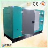 Water-Cooled сила Genset двигателя 125kVA электрическая тепловозная (6BTA5.9-G2)